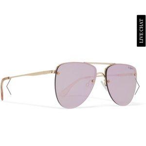 The Prince 57mm Aviator Sunglasses